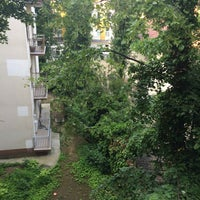 Photo taken at Forint utca by Krystyna H. on 5/7/2016