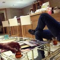 Photo taken at Vizon Hotel by Nadir İ. on 2/3/2015