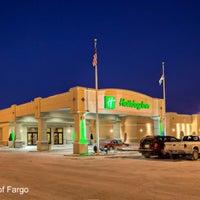 Photo taken at Holiday Inn Fargo by Josh E. on 4/17/2014