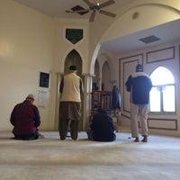 Photo taken at Masjid Al-Noor by Reza B. on 11/21/2013