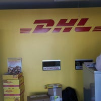 Photo taken at DHL Express by Gonzalo M. on 12/13/2016