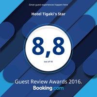 Photo taken at Tigaki's Star Hotel by Tigaki's Star Hotel on 2/13/2017