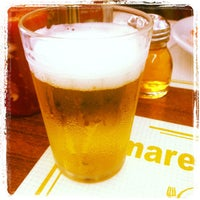 Photo taken at Amarelinho Bar by Caique N. on 11/28/2012