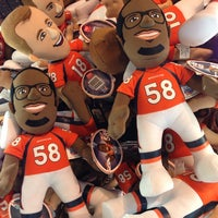Photo taken at Denver Broncos Team Store by Bobb M. on 11/29/2013