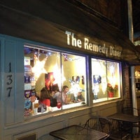 Photo taken at The Remedy Diner by Sarah W. on 12/15/2012