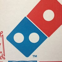 Photo taken at Domino's Pizza by Bethany B. on 2/14/2013