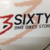 Photo taken at 3SIXTY BMX BIKES STORE by khairul a. on 6/14/2014