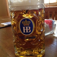 Photo taken at Hofbräuhaus Las Vegas by MonkeyToes on 5/9/2013