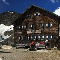 Photo taken at Zwickauer Hütte by Lobo on 7/19/2016