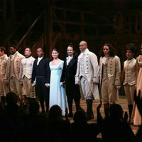 Photo taken at Hamilton: An American Musical by Dan K. on 1/23/2016