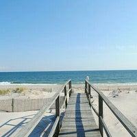 Photo taken at Fire Island Beaches by Dan K. on 5/29/2016