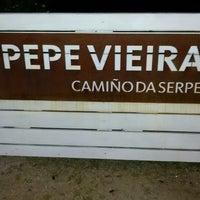 Photo taken at Pepe Vieira by David S. on 8/23/2014