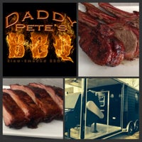Photo taken at Daddy Pete's BBQ, LLC by Daddy Pete's BBQ, LLC on 5/9/2014