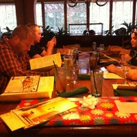 Photo taken at Olive Garden by Andrew B. on 10/7/2012