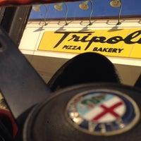 Photo taken at Tripoli Pizza & Bakery by John L. on 9/21/2013