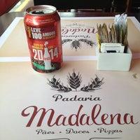 Photo taken at Padaria Madalena by Jonnes A. on 9/22/2013