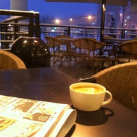 Photo taken at Starbucks by BAY E K O on 1/7/2013