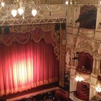 Photo taken at Lyceum Theatre by Mara N. on 3/16/2013