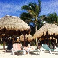 Photo taken at Playa - Beach by Jessie B. on 2/9/2016