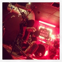Photo taken at The White Horse by Melissa H. on 4/7/2013