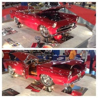 Photo taken at O'Reilly Auto Parts AutoRama - Custom Car Show by Melissa H. on 11/29/2013