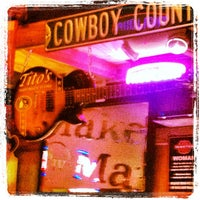 Photo taken at Cowboy Bills Honky Tonk Saloon by Melissa H. on 5/6/2013