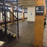 Photo taken at MTA Subway - 14th St (F/L/M) by Alexander Y. on 5/27/2016
