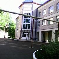 Photo taken at Факультет биотехнологии и биологии by Сергей П. on 5/19/2014