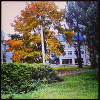 Photo taken at Факультет биотехнологии и биологии by Сергей П. on 5/15/2014