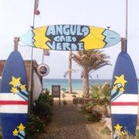 Photo taken at Angulo Beach Club by Carlos M. on 6/26/2014