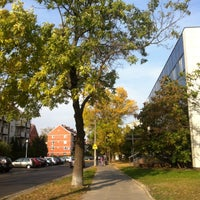 Photo taken at Wawrzyszew by Zuzanna W. on 10/27/2014