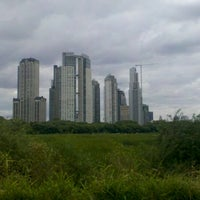 Photo taken at Reserva Ecológica Costanera Sur by Bet on 3/3/2013