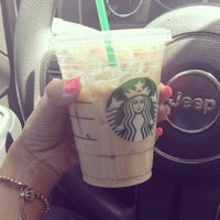Photo taken at Starbucks by Laura G. on 5/9/2014