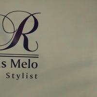 Photo taken at Regis Melo Hair Stylist by Vanessa M. on 5/22/2014
