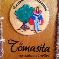 Photo taken at La Tomasita by Andrea Y. on 7/22/2014