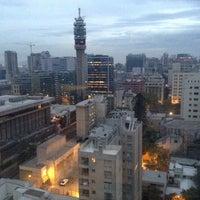 Photo taken at Edificio Alto Cochrane by Joel C. on 5/14/2014