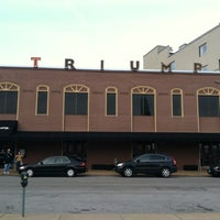 Photo taken at Triumph Grill by Minnie B. on 3/8/2013