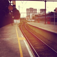 Photo taken at Estação São Caetano do Sul (CPTM) by Jefferson S. on 6/23/2013