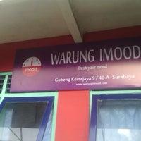 Photo taken at Warung Imood by Warung Imood on 5/10/2014