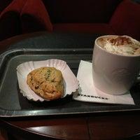 Photo taken at Starbucks by Steve P. on 4/11/2013