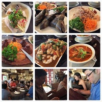 Photo taken at Sri Ayutthaya Thai Cusine by Ee Leen on 12/31/2014