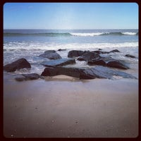 Photo taken at 83rd Street Beach by Sean R. on 3/29/2013