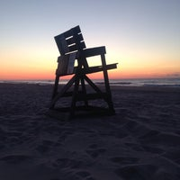 Photo taken at 83rd Street Beach by Sean R. on 6/29/2015