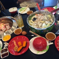 Photo taken at Hot Pot Inter Buffet by Jeenny💕 on 10/28/2015