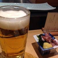 Photo taken at 旭鮨総本店 桜ヶ丘本館 by ShunO77 on 3/9/2014