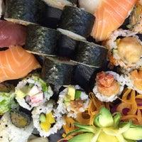 Photo taken at Kymata Sushi Bar by Dennis T. on 11/29/2015