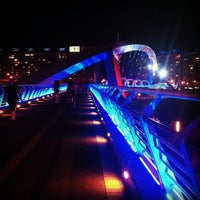 Photo taken at 陽光橋 by Monica L. on 9/14/2013