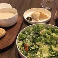 Photo taken at Azie Grand Café by Monica L. on 9/30/2017