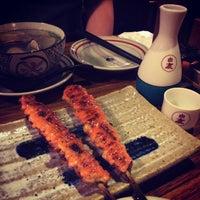 Photo taken at 大村武串燒居酒屋 by Monica L. on 3/26/2014
