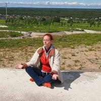 Photo taken at L-парк. Парк современной скульптуры by Анна Г. on 6/25/2014